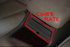 cup holder cover