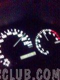 driving at top speed