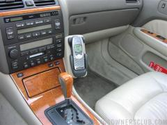 Nokia handsfree phone kit on Kuda Phonebase in 2000 LS
