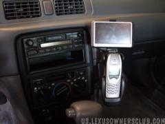 "Garmin Nuvi ""semi-permanent"" install in our 98 Toy"