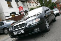 Steve's Gangsta Black GS300