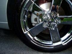 The Wheel Deal with Painted Calipers