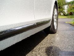 Rocker Panel Scratch, view 1