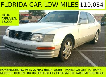 1995 LS400 LF Side FLORIDA CAR 110.JPG