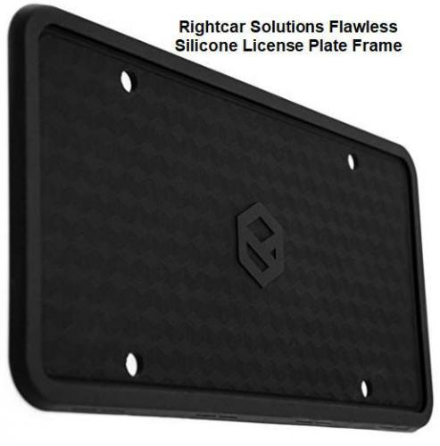 Rightcar Solutions Flawless Silicone License Plate Frame.jpg